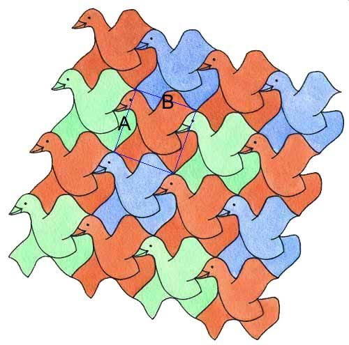 tessellation patterns 2 essay Tessellation webquest escher essay (1-2 page paper and reference page)  tessellation creation pattern tessellates the plane template with modifications.