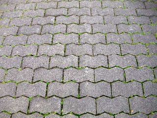 German pavement